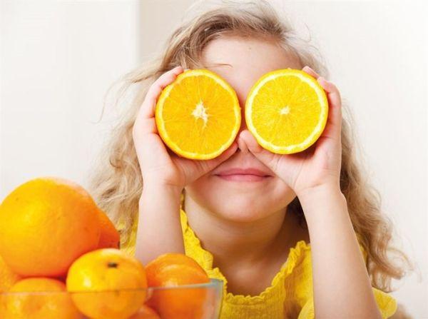 Ăn cam có tác dụng gì